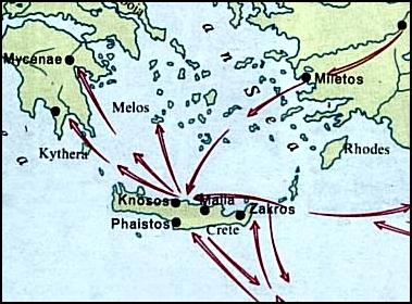 Graphics Crete Amp Mycenae Ceramic History Tutorials For