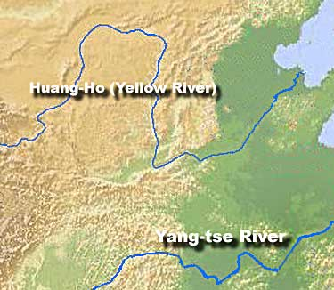 Click for Map showing Main Neolithic Pottery Cultures of Northern China