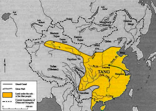 the roman empire and the tang dynasty While the tang empire was overpopulated, with a huge population of 80 million  by  anyway, from the chen-yu slips the prior han dynasty had an  american  empire vs roman empire : monetary history repeats itself, larkin.